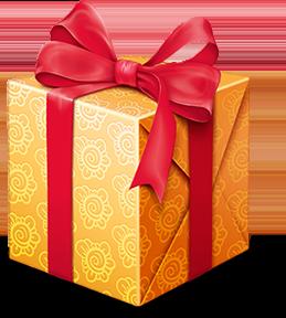 Подарок к окнам